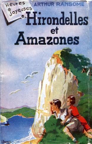 Arthur Ransome - Hirondelles et Amazones