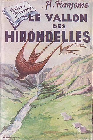 Arthur Ransome - Le Vallon des Hirondelles