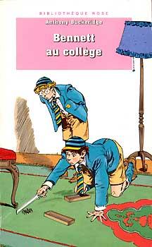 Couverture de Bennett au college