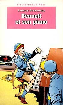 Couverture de Bennett et son piano